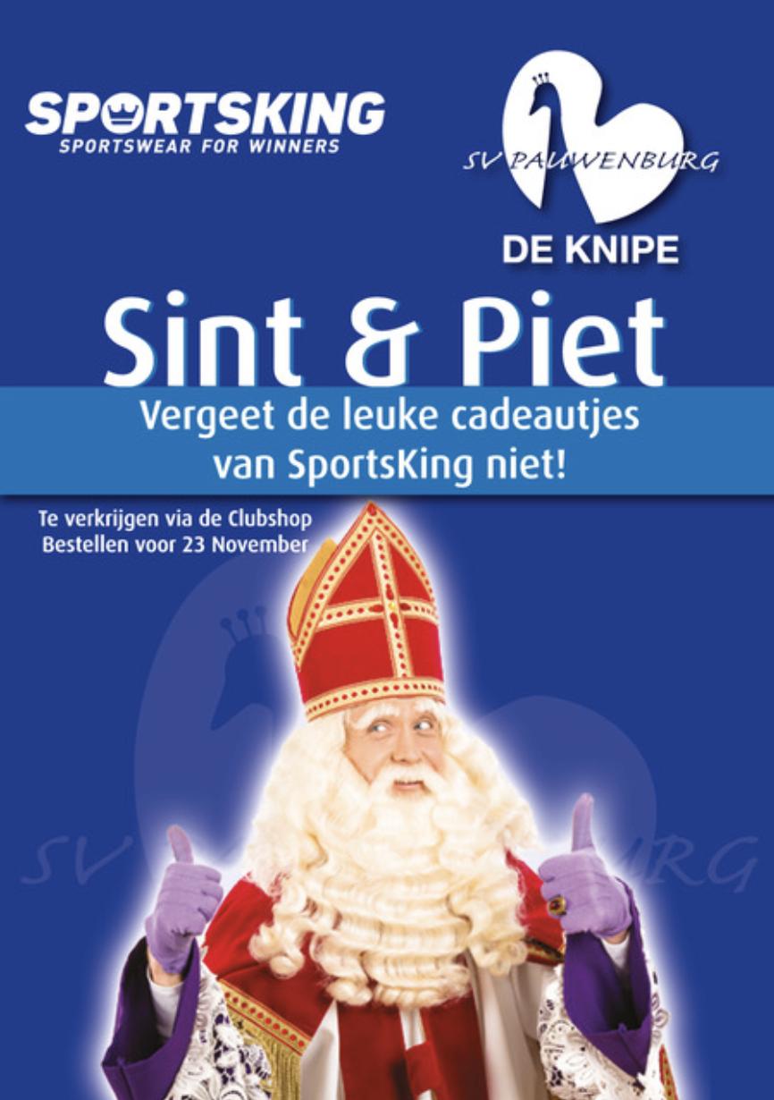 SV pauwenburg - survival vereniging De Knipe, Regio Heerenveen
